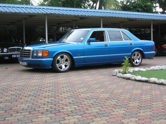 Another scarface420 1987 Mercedes-Benz S-Class post... - 2201243