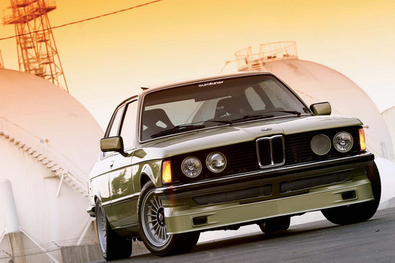 BLitZeD310 1979 BMW 3 Series