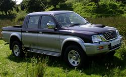 d223840bs 2003 Mitsubishi L200