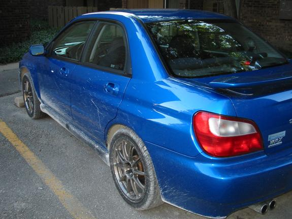 Another griffinstyle 2002 Subaru Impreza post... - 2204082