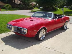 sporter28s 1967 Pontiac Firebird