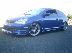 vtechsi 2003 Honda Civic