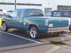 transformdezign 1997 GMC Sierra 1500 Regular Cab