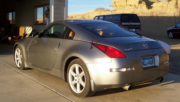 Another skyviewz 2003 Nissan 350Z post... - 2209141