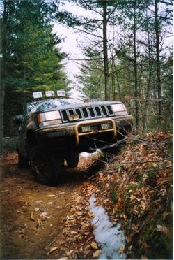 Avatarqc4x4 1993 Jeep Grand Cherokee