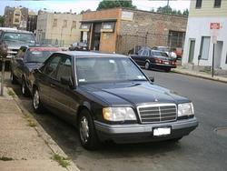 JCoats5s 1995 Mercedes-Benz E-Class