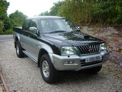 bdl200s 2003 Mitsubishi L200