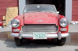 auctionsmith 1967 Austin-Healey Sprite