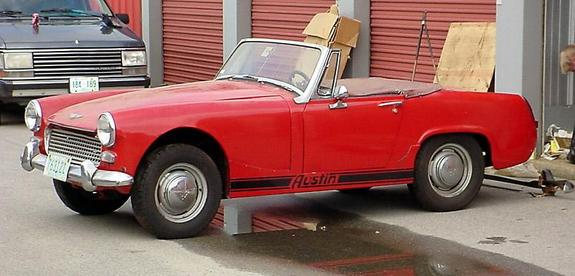Another auctionsmith 1967 Austin-Healey Sprite post... - 2216258