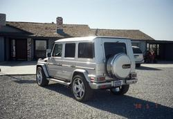 peaceloveNbenz 2004 Mercedes-Benz G-Class