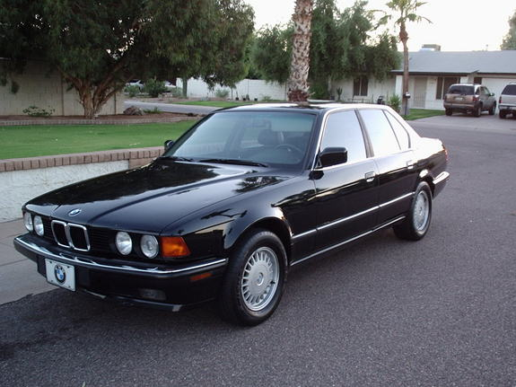 Bimmr2002 1990 Bmw 7 Series Specs Photos Modification Info At Cardomain