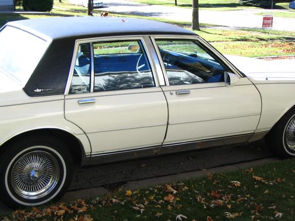 Another billettgrillman 1986 Chevrolet Caprice post... - 2223187