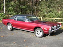 cougar_jeff 1968 Mercury Cougar
