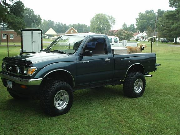 tlowe6 1996 toyota tacoma xtra cab specs photos. Black Bedroom Furniture Sets. Home Design Ideas
