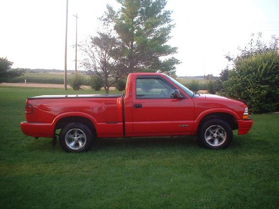 agnstauthrty 39 s 1998 chevrolet s10 regular cab in morenci mi. Black Bedroom Furniture Sets. Home Design Ideas