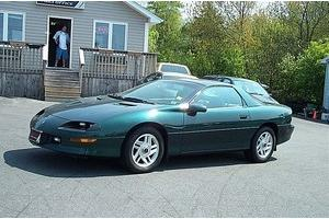 Another Mulletracer 1996 Chevrolet Camaro post... - 2226868