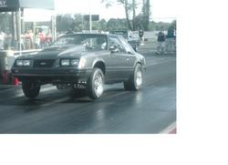 steves 83 mustang coupe