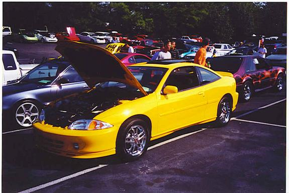 Another Cavy4Sho 2002 Chevrolet Cavalier post... - 2230433