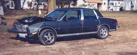 paranoiddreams 39 s 1985 buick skylark in fair grove mo. Black Bedroom Furniture Sets. Home Design Ideas