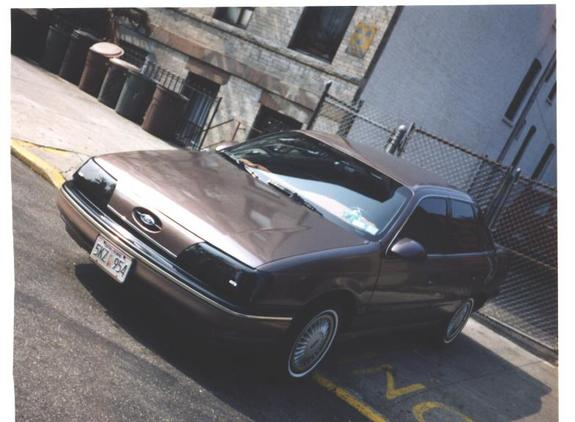 Another e_is_chillin 1987 Ford Taurus post... - 2231379
