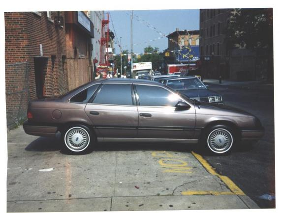 e_is_chillin 1987 Ford Taurus Specs, Photos, Modification ...