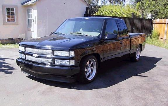 96 chevy pick up