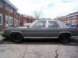 C4N4DI4N 1987 Ford LTD Crown Victoria