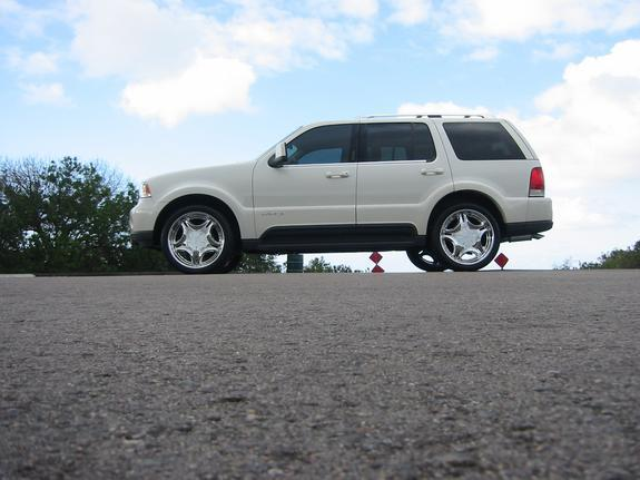cwally 2003 lincoln aviator specs photos modification. Black Bedroom Furniture Sets. Home Design Ideas