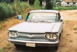 gimking 1963 Chevrolet Corvair