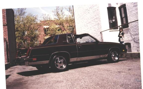 Another e_is_chillin 1986 Oldsmobile Cutlass Supreme post... - 2239673