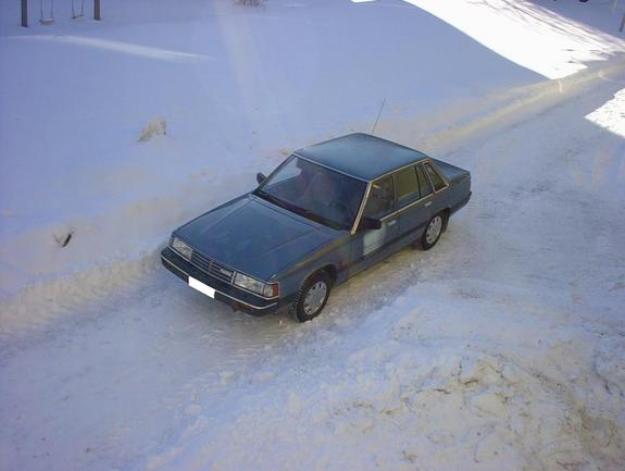 Another AlTapOne 1987 Mazda 929 post... - 2241870