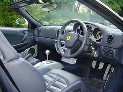 rangerover03s 2003 Ferrari 360 Modena