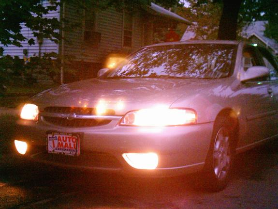 Skillz45 2001 Nissan Altima Specs Photos Modification Info at