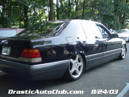 Another drasticbenz 1995 Mercedes-Benz S-Class post... - 2243203