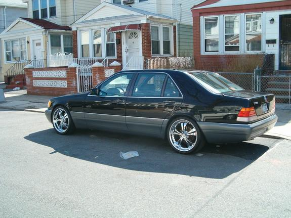 Another drasticbenz 1995 Mercedes-Benz S-Class post... - 2243204