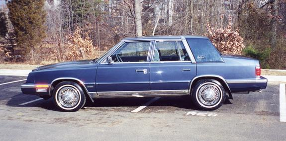 MikeCA1974 1987 Chrysler New Yorker 2243679