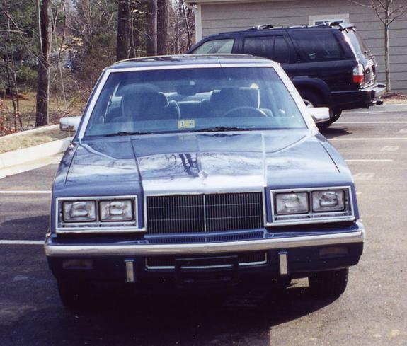 MikeCA1974 1987 Chrysler New Yorker 2243680