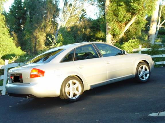 Another 2003Audi 2003 Audi A6 post... - 2245417