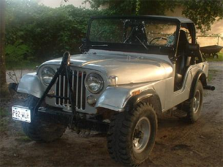 Clayton9821's 1974 Jeep CJ5