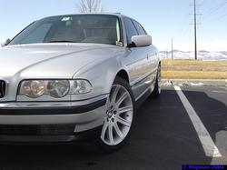 Magnum8us 1999 BMW 7 Series