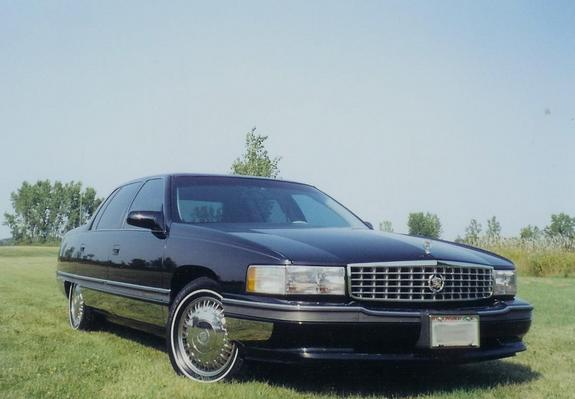 onesickbuick 1996 cadillac deville specs photos. Black Bedroom Furniture Sets. Home Design Ideas