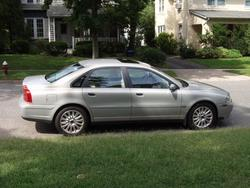 y2k4s80t6 2004 Volvo S80