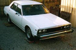 78skylinemads 1978 Nissan Skyline