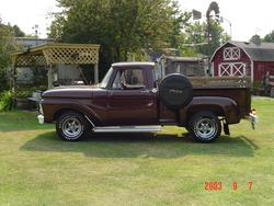61Stepsides 1961 Ford F150 Regular Cab