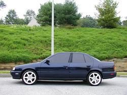 flyg20s 1993 Infiniti G