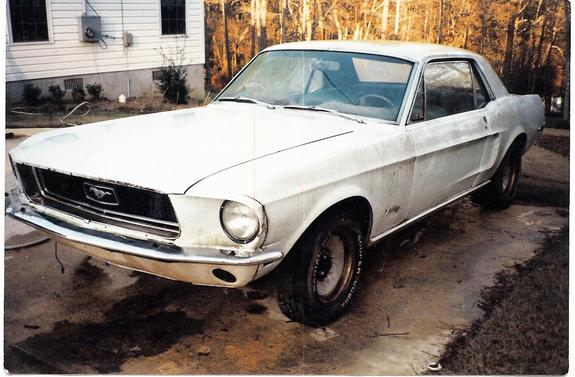 Another coupe68stang 1968 Ford Mustang post... - 2258616