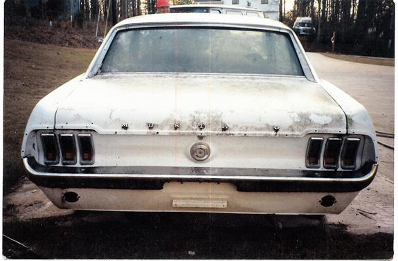 Another coupe68stang 1968 Ford Mustang post... - 2258617