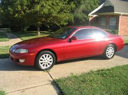 boosted240sxrb 1993 Lexus SC