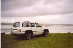 tobyrays 1991 Toyota Land Cruiser