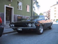 snoddass 1974 Dodge Challenger